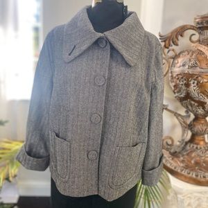 Tweed Liz Claiborne jacket